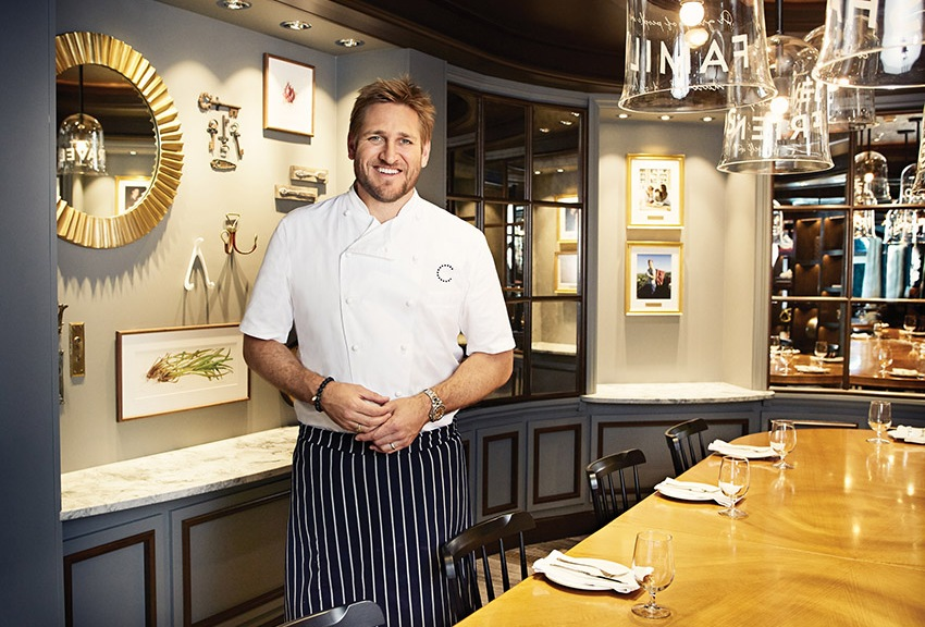 Curtis Stone share Ruby Princess
