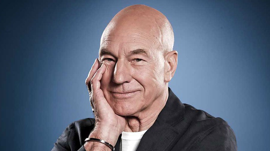 Patrick Stewart's House: The Day Patrick Stewart Made Me A Gin And