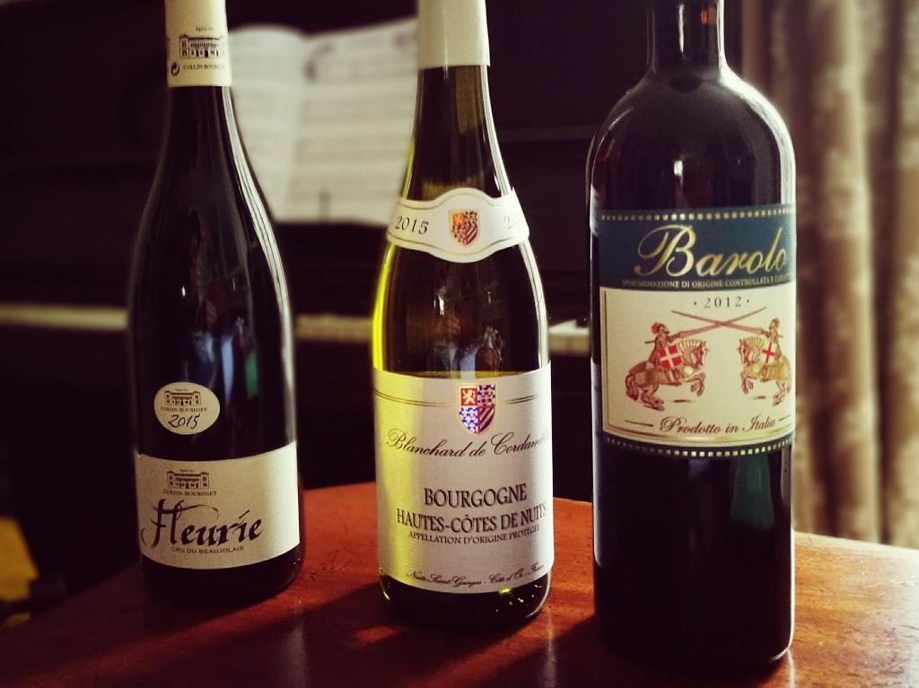 Lidl Wines Fleurie, Cotes de Nuits, Barolo