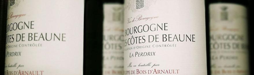 Lidl Cotes de Beaune Burgundy Wine