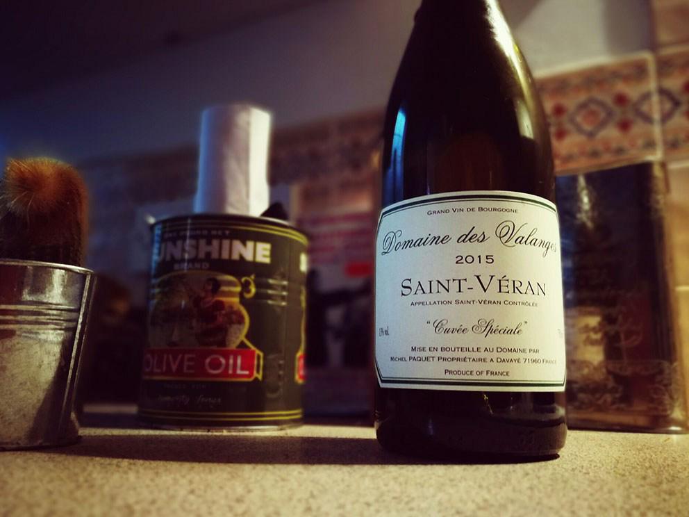 Coop Sain Veran Wine