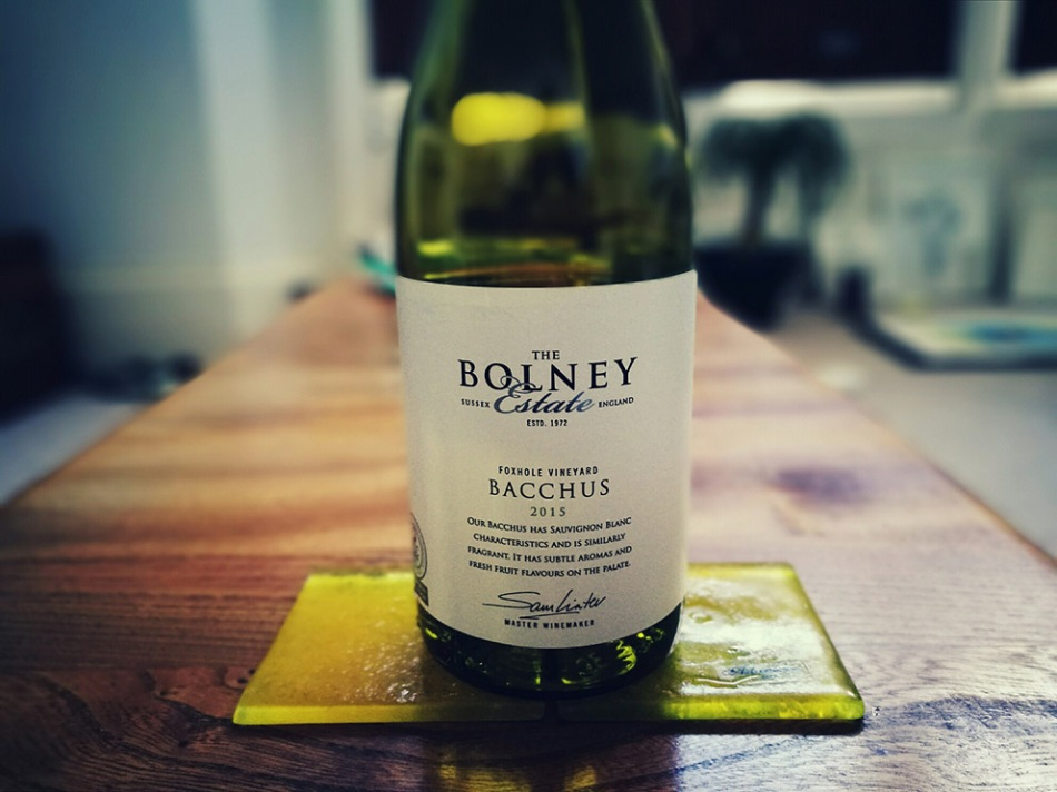 Bolney Estate Bacchus Sussex Wine