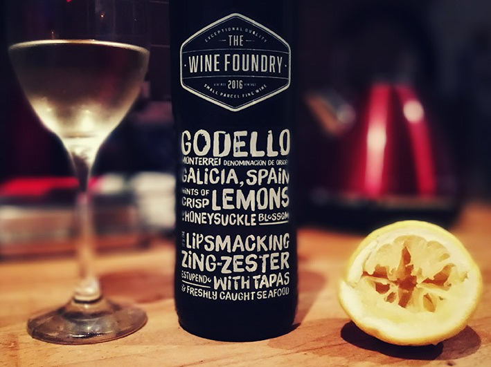 Aldi wine foundry godello
