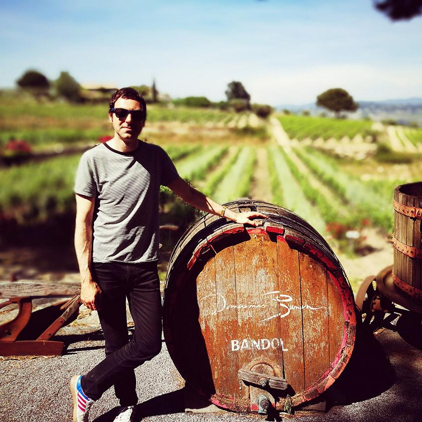 Bandol wine tour, Provence