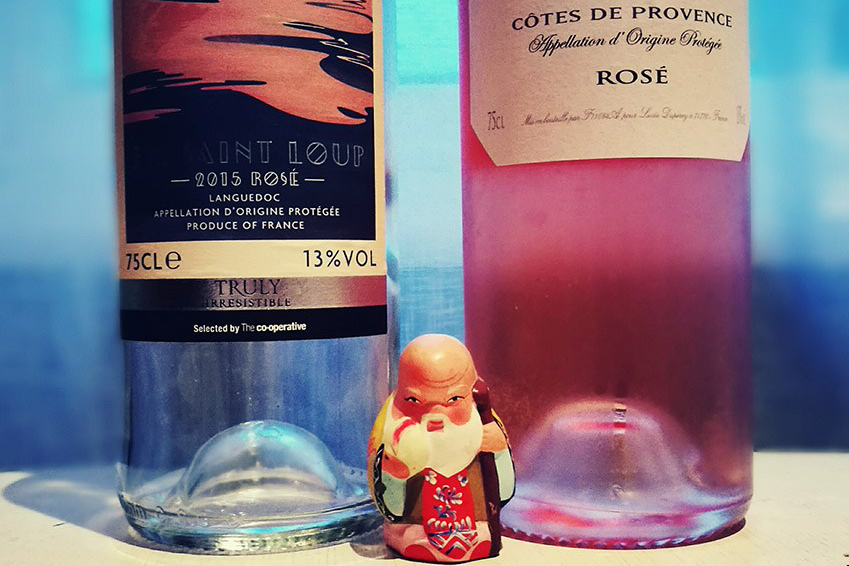 Co-op pic saint loup rosé