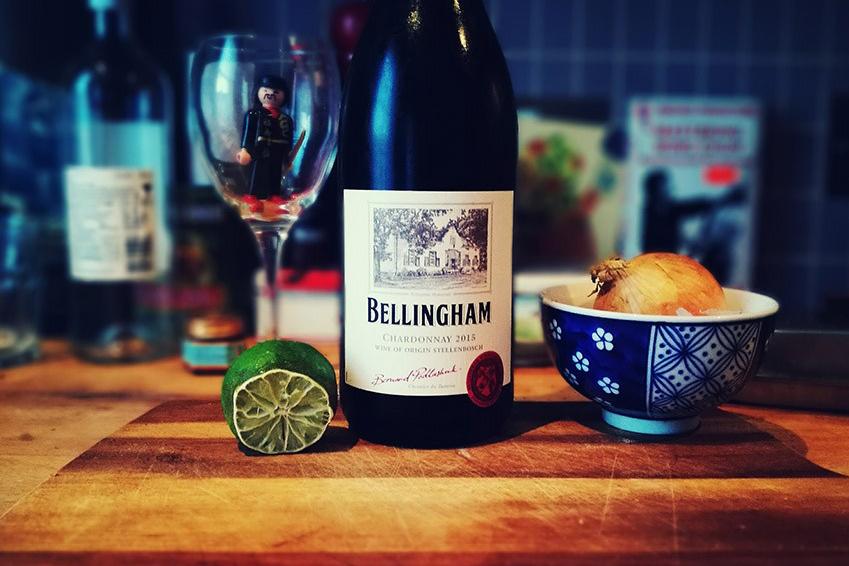 Tesco Bellingham Chardonnay