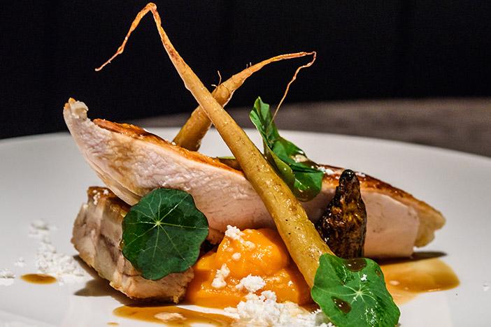 Pascere restaurant brighton chicken