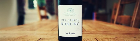 Waitrose riesling review