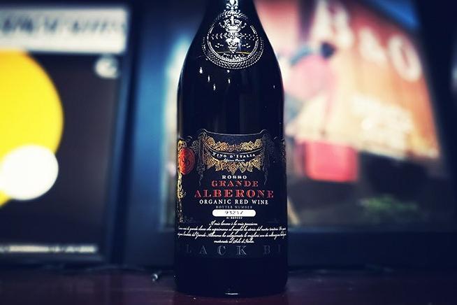 Aldi Grande Alberone Organic Red Wine