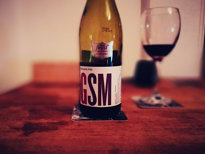 tesco gsm wine review