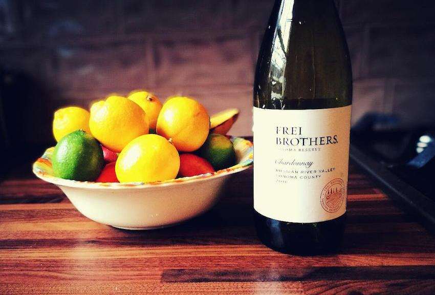 frei brothers chardonnay