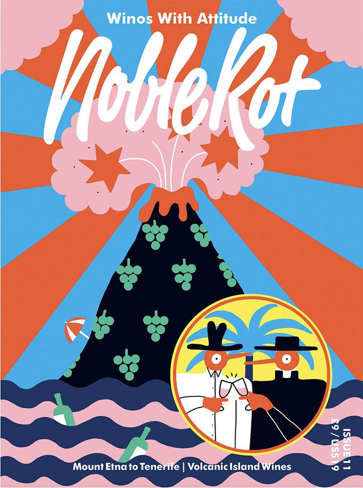 noble rot magazine volcano