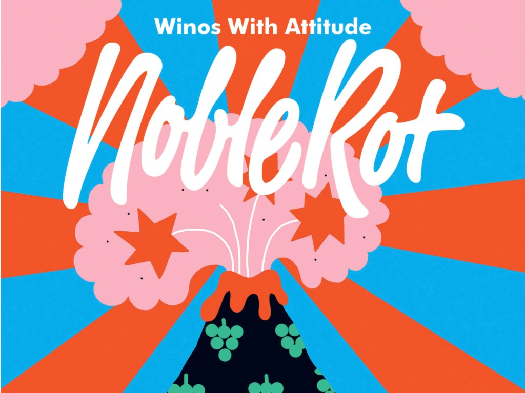 noble rot magazine cover