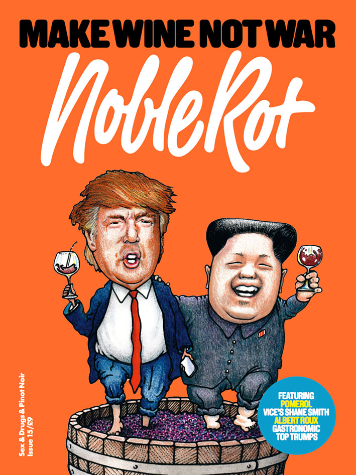 noble rot magazine trump
