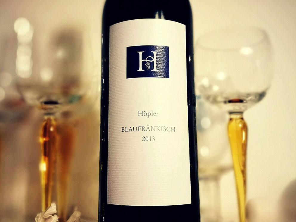 hopler blaufrankisch review