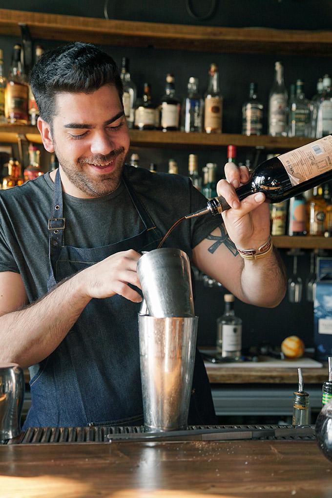 The Fix cocktail bar brighton