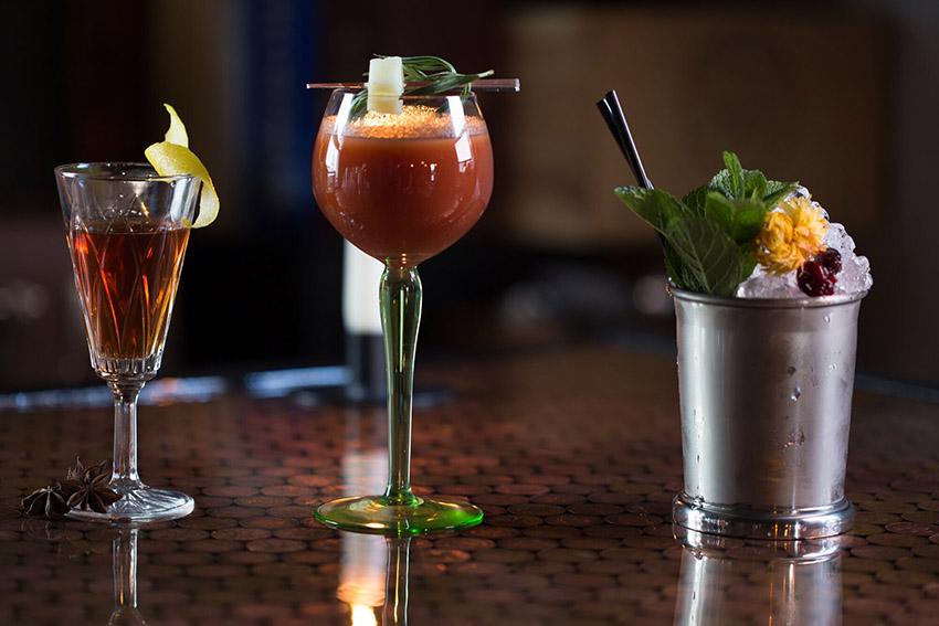 L'Atelier Du Vin Brighton cocktails