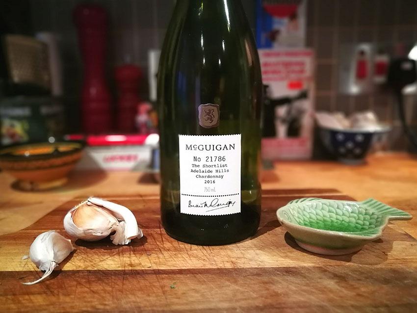 mcguigan shortlist chardonnay