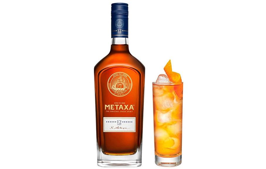 Waitrose Metaxa 12 stars