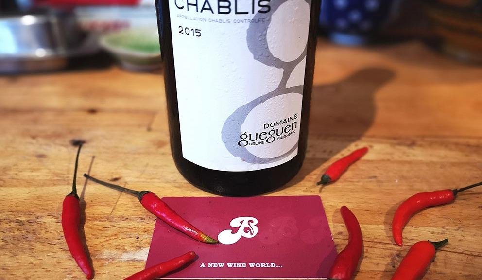 vino beano domaine gueguen chablis