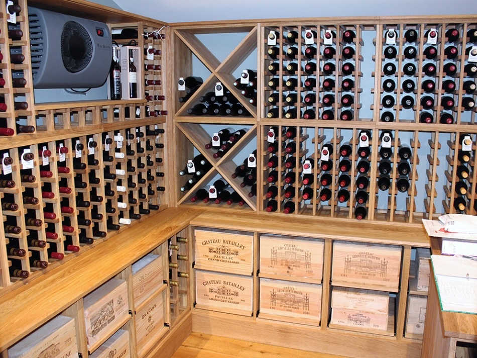 wine storage cabinets uk
