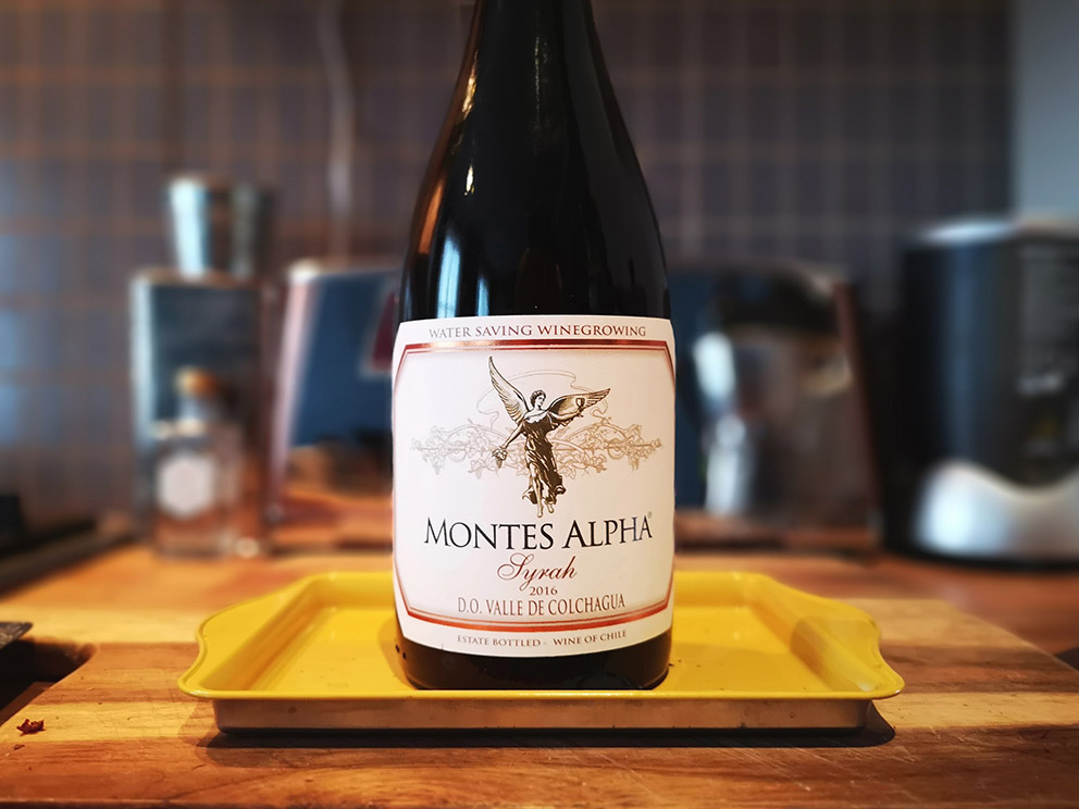 montes alpha syrah review