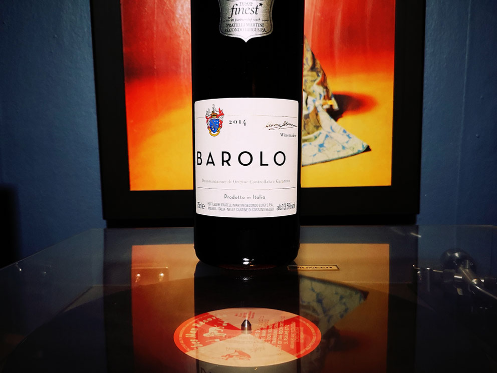 tesco finest barolo 2014