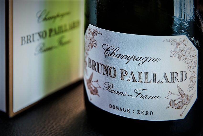 bruno paillard dosage zero champagne