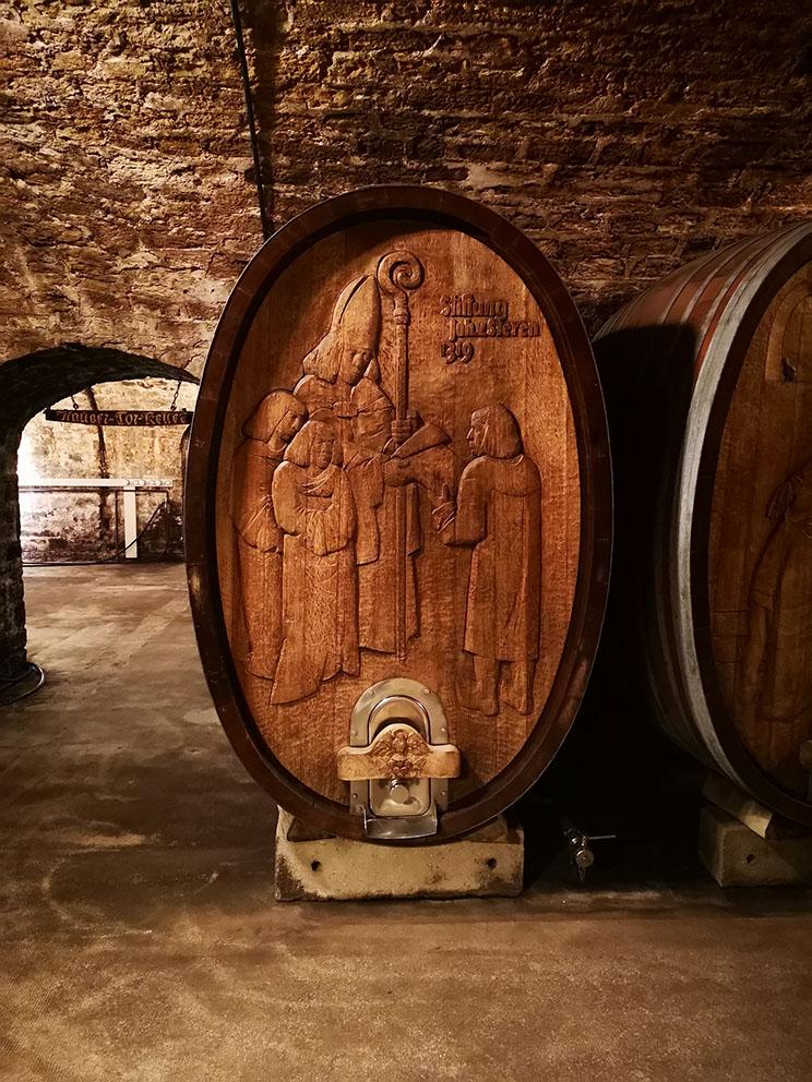 burgerspital silvaner wine