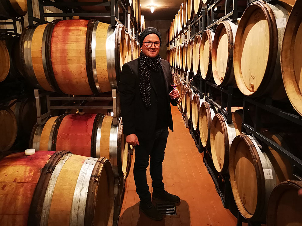 Rudolph Fürst wine