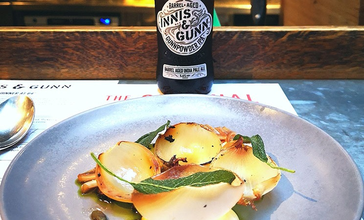 innis and gunn gunpowder ipa