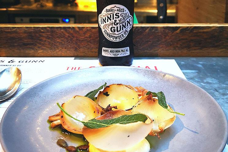 innis and gunn gunpowder ipa
