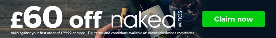 Naked Wines Banner