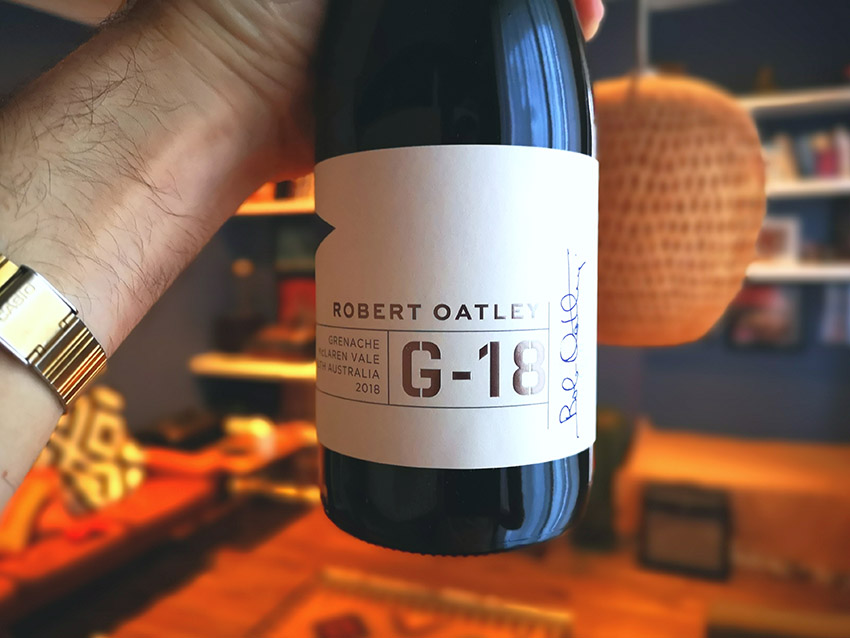 robert oatley g18 grenache