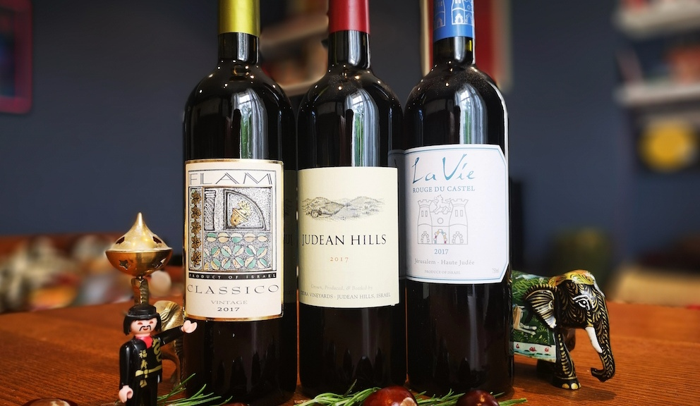 israeli wine uk