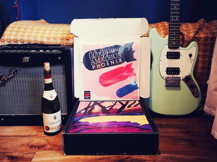 stylus wine and vinyl
