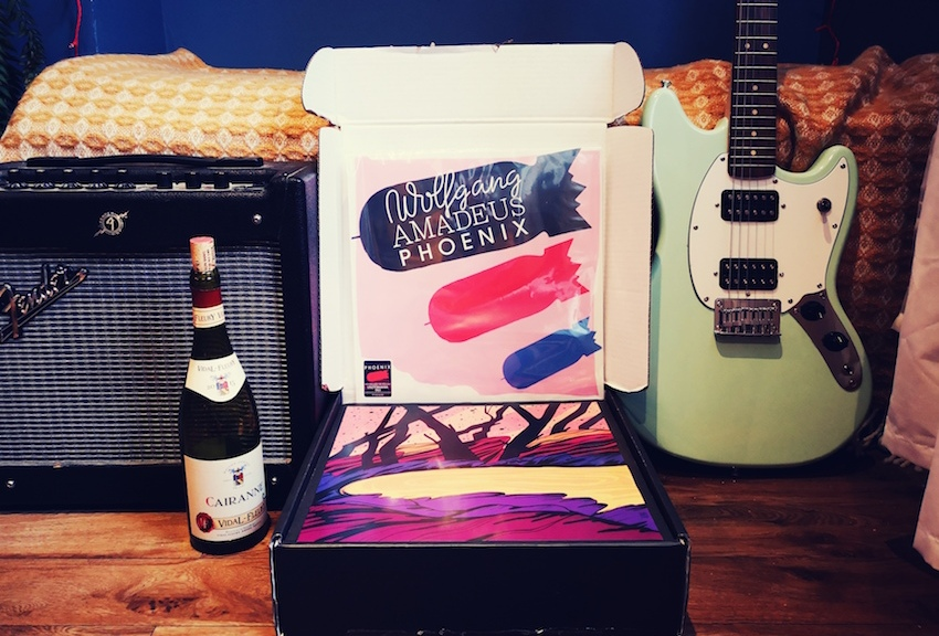 stylus wine and vinyl