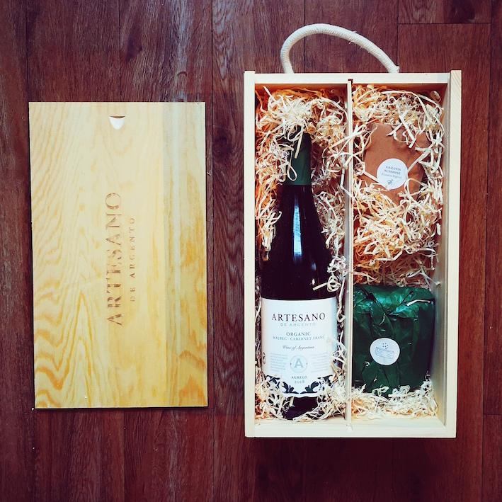 Bodega Argento malbec wine ninjas