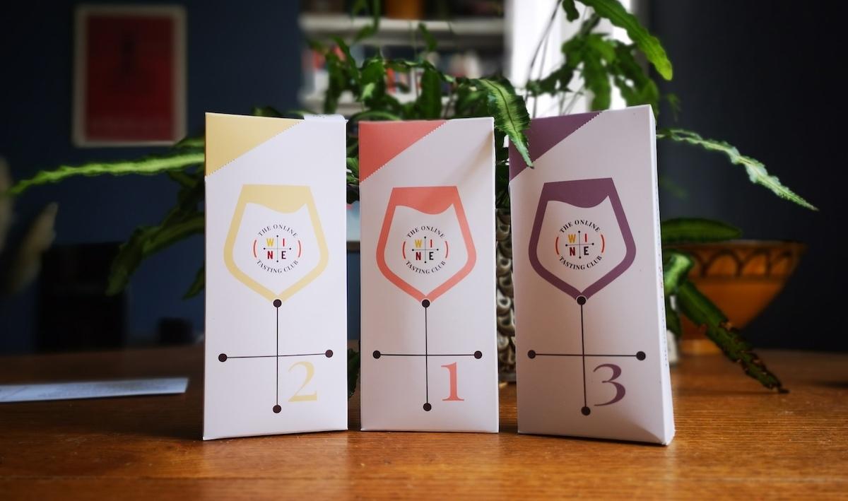 online wine tasting club