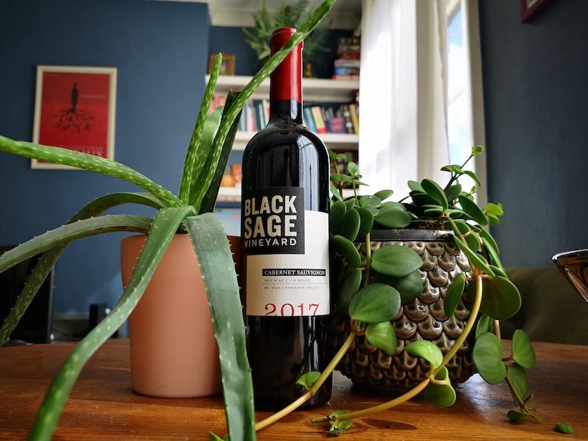 black sage canadian wine ninjas
